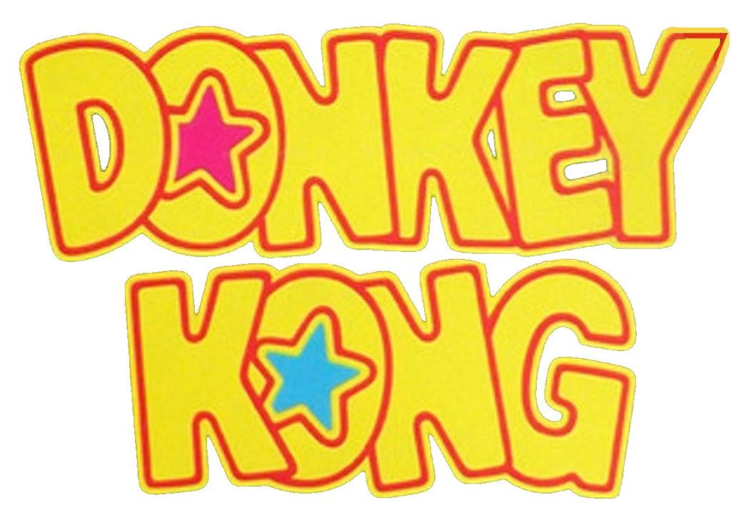 Donkey Kong Cereal Logo
