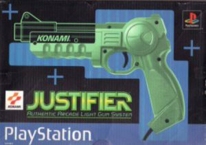 Justifier PlayStation Box