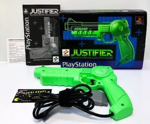 Justifier PlayStation Complete Box