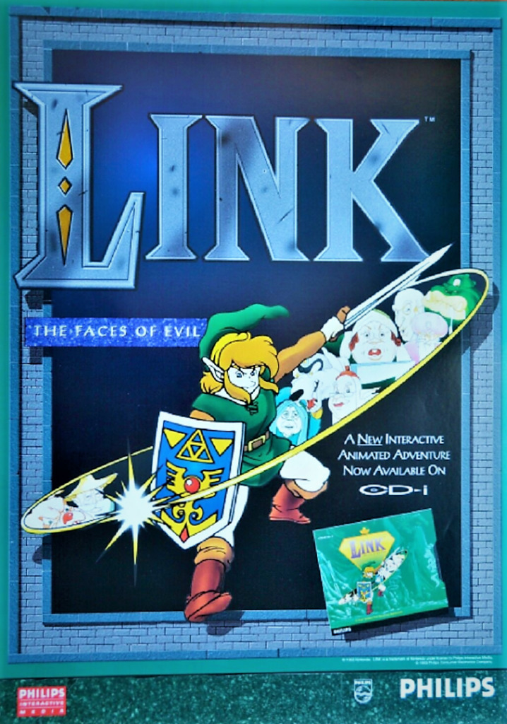 Link The Faces of Evil Poster