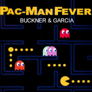 Pac-Man Fever CD Cover