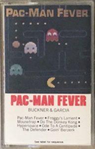 Pac-Man Fever Cassette Tape
