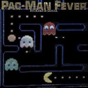Pac-Man Fever Vinyl LP Cover