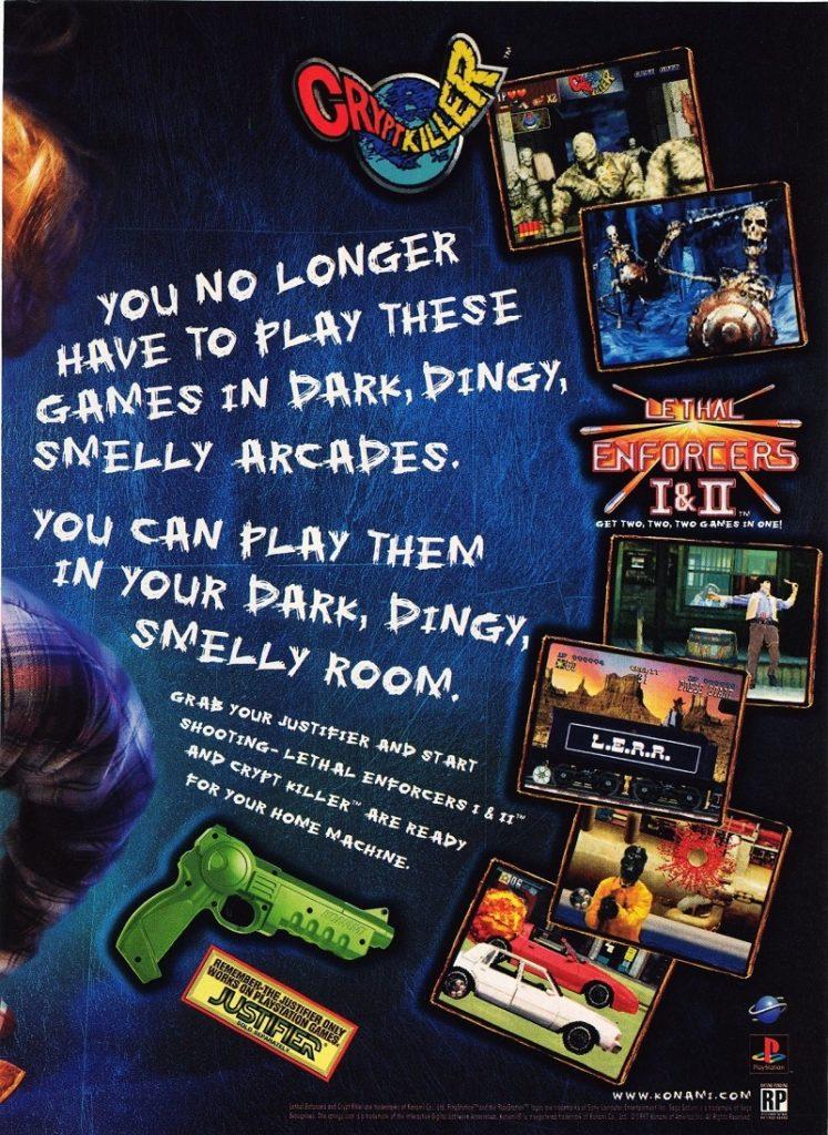 PlayStation Justifier Ad