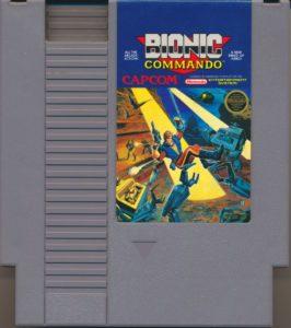 Bionic Commando Cartridge