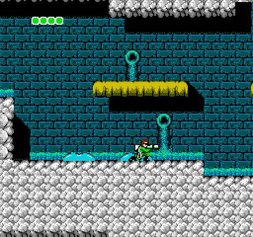 Bionic Commando - Sewer