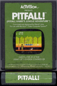 Pitfall Cartridge