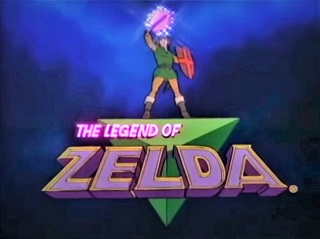 The Legend of Zelda Animated Series Feature Image