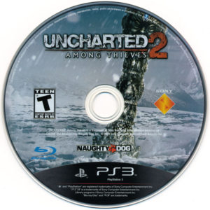 Uncharted 2 - Among Thieves Disc