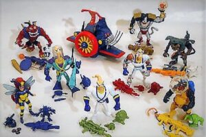 Earthworm Jim Action Figure Set2
