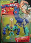 Earthworm Jim Special Deep Sea Mission Suit Action Figure Box