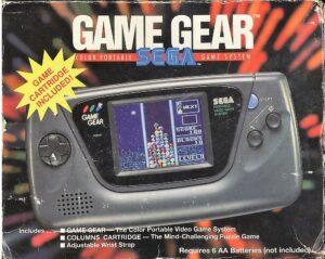 Game Gear Box