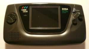 Game Gear Console