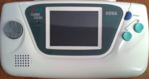 Game Gear Console - Japanese White