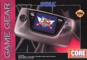 Game Gear Core System Box