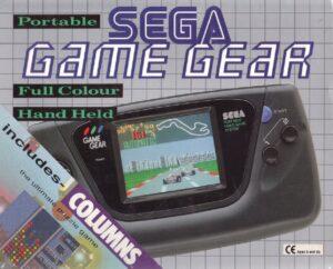 Game Gear European Box
