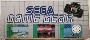 Game Gear European Box Side