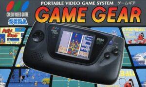 Game Gear Japanese Box