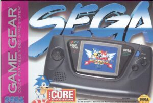 Game Gear Majesco Box