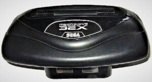 Mega Drive 32X Addon