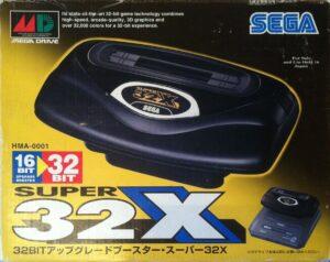 Super 32X Box