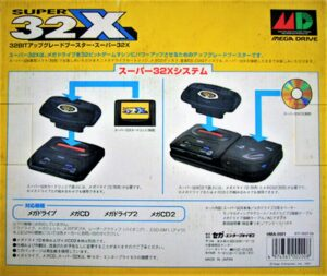 Super 32X Box Back