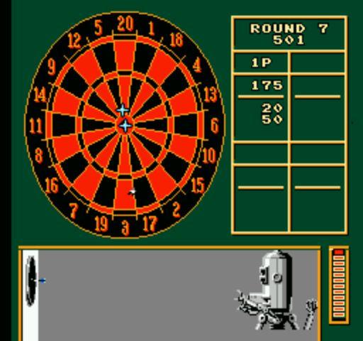 Magic Darts - Bullseye