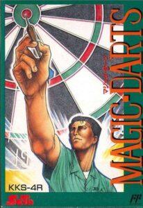 Magic Darts Famicom Box