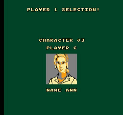 Magic Darts - Player Select