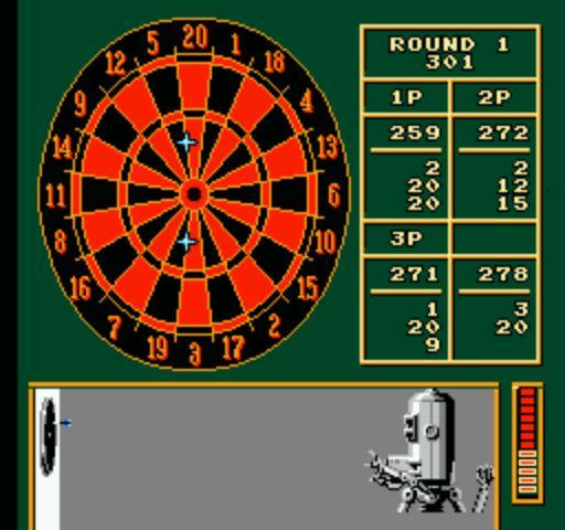 Magic Darts - Robot