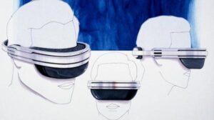 Sega VR - Early IDEO Concept