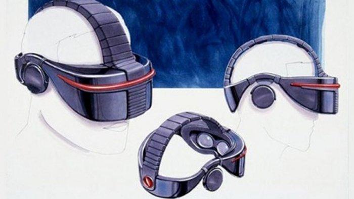 Sega VR - IDEO Design