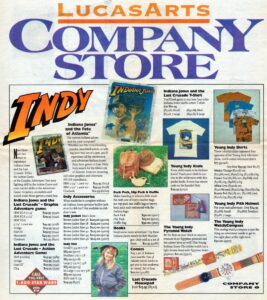 The Adventurer - Company Store 2