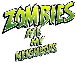 Zombies Ate My Neighbors Logo