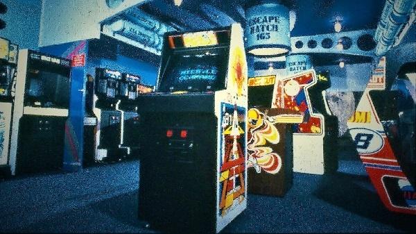 Birth of the Arcade