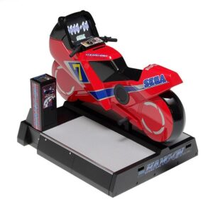 Hang-On Arcade Cycle 2
