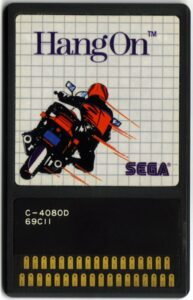 Hang-On SMS Card