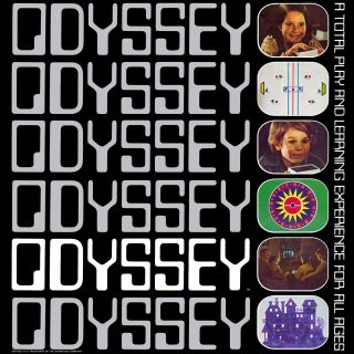 Magnavox Odyssey Box