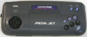 Mega Jet - Alpine