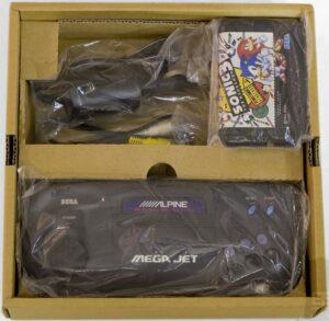 Mega Jet Alpine Bundle Box Content