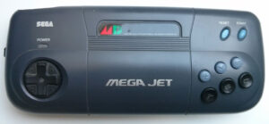 Mega Jet Console Front