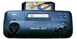 Mega Jet JAP Model