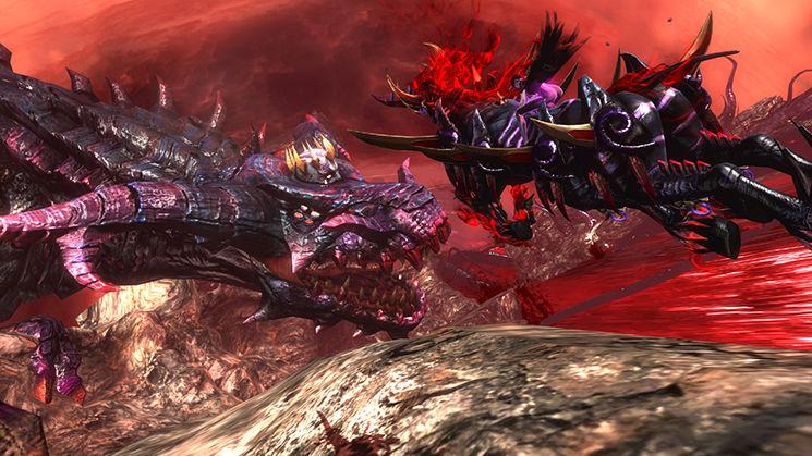 Bayonetta 2 - Dragon