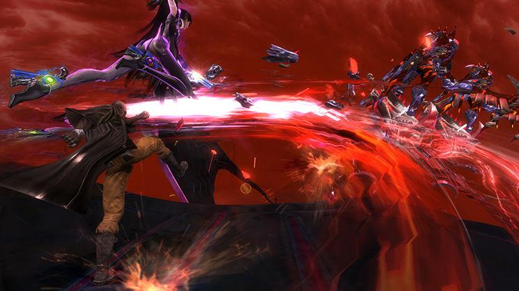 Bayonetta 2 - Teamwork