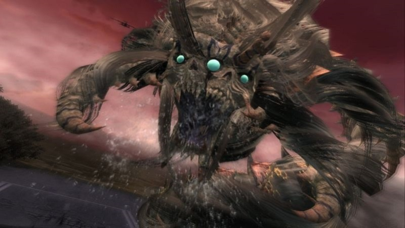 Bayonetta - Beast