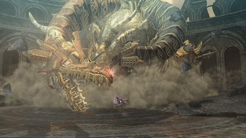 Bayonetta - Dragon