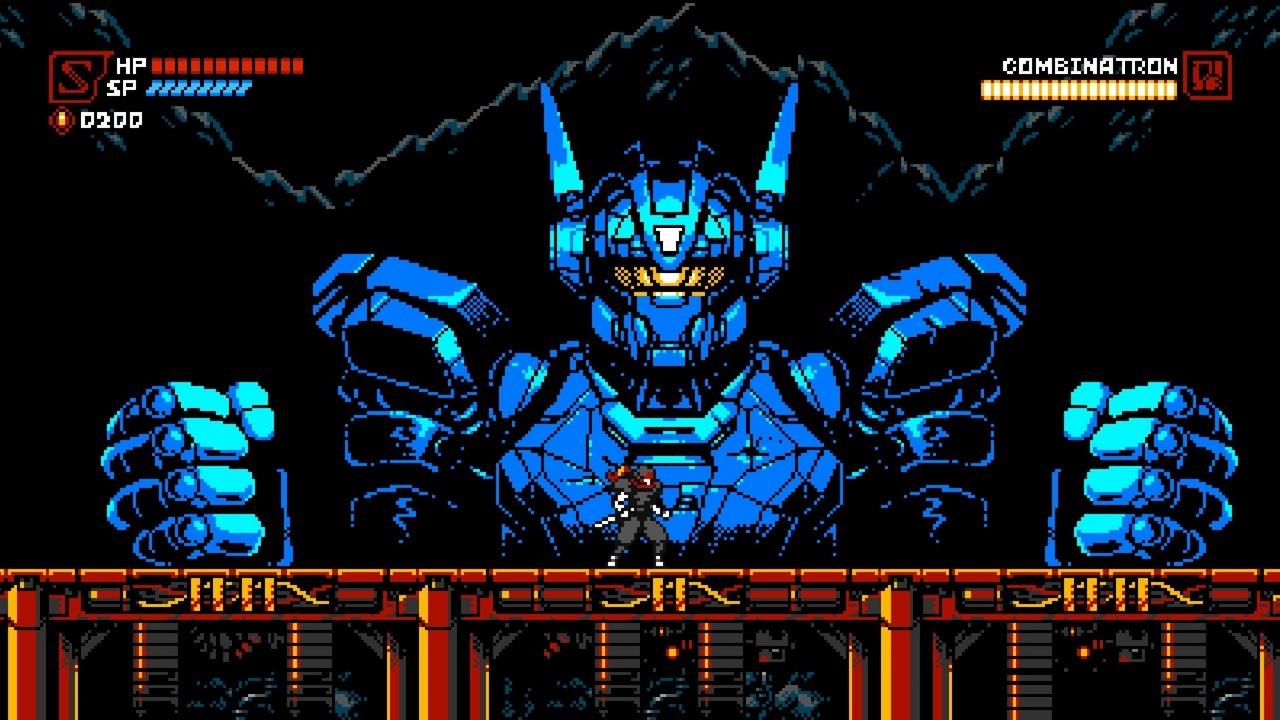 Cyber Shadow - Combinatron