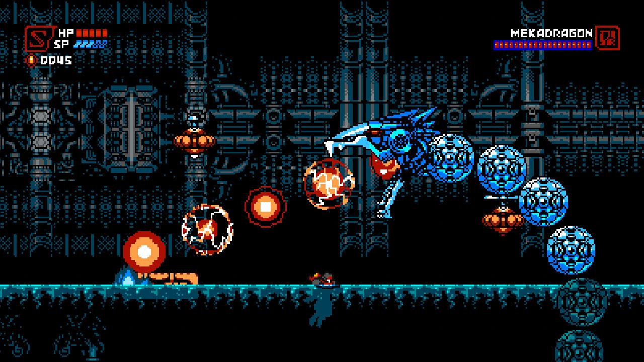 Cyber Shadow - Mekadragon