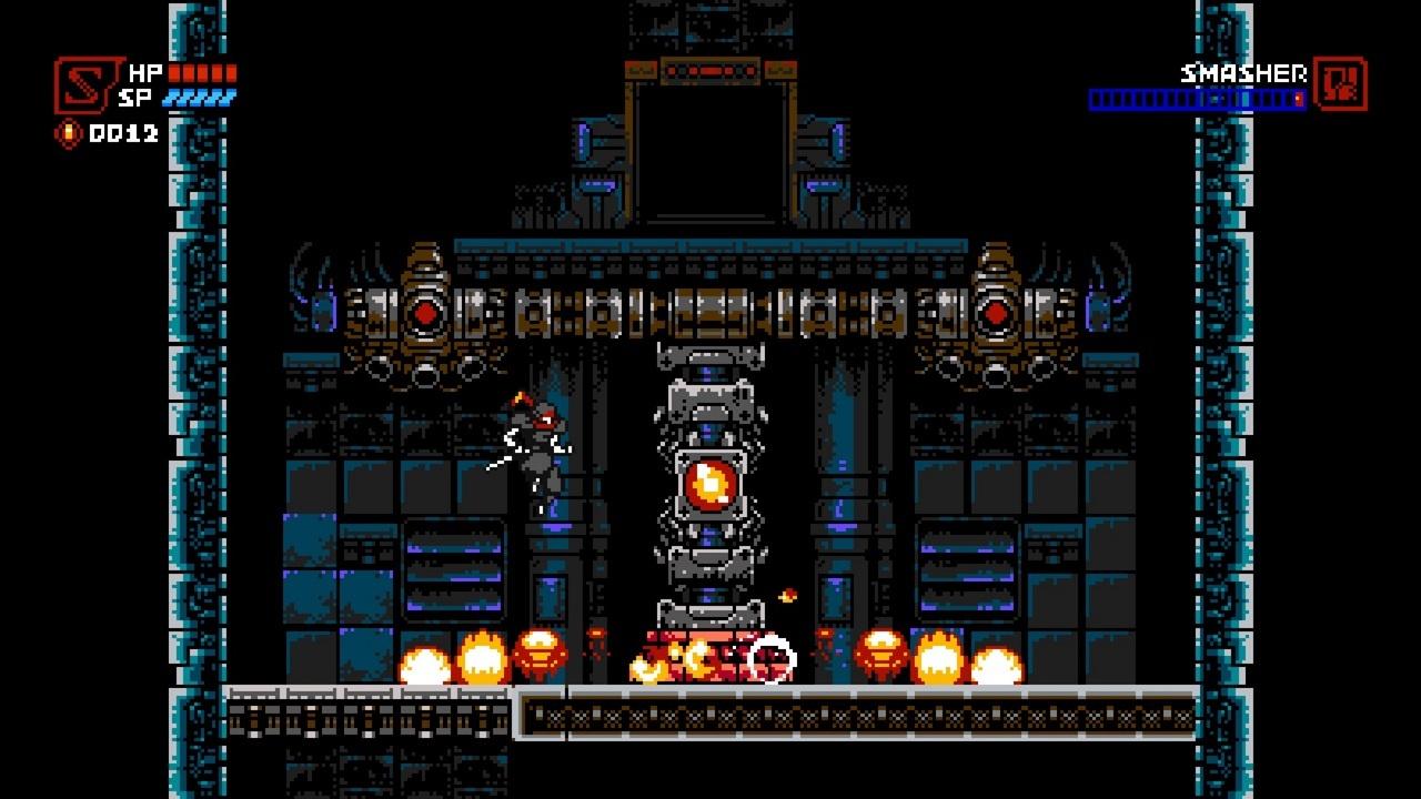 Cyber Shadow - Smasher