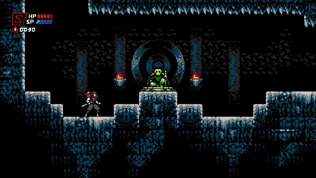 Cyber Shadow - Underground 2